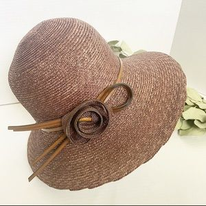 Halogen • Italian Straw Hat